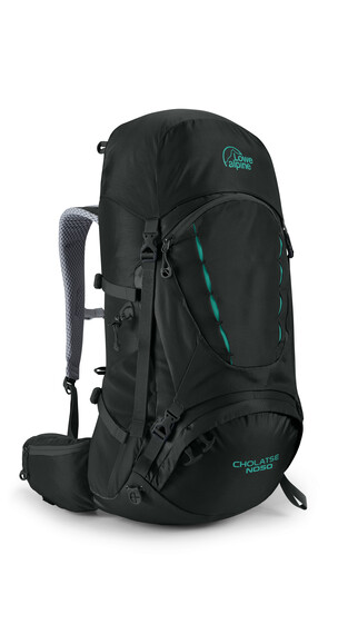 Lowe Alpine Cholatse ND 50 - Sac à dos - noir